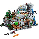 LEGO Minecraft The Mountain Cave 21137 Building Kit (2863 Piece)
