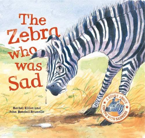 Image result for The zebra who was sad