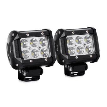 Nilight 2PCS 18W fog light