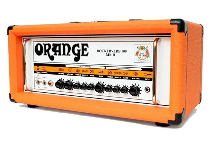 Orange Rockerverb 100 MkII