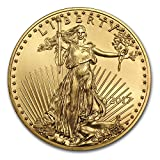2017 1/10 oz Gold American Eagle BU Gold Brilliant Uncirculated