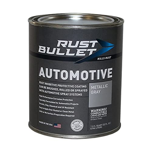 Rust Bullet RBA52 Automotive Rust Inhibitor Paint