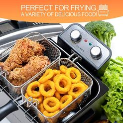 Secura Electric Deep Fryer