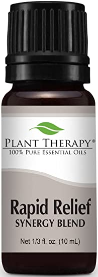 Plant Therapy Rapid Relief Blend