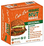 Carla Lee's Nut, Frozen, Nut Burgers, 14 Ounce