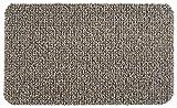 GrassWorx Clean Machine High Traffic Doormat, 18' x 30', Desert Taupe (10371857)