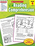 Scholastic Success with Reading Comprehension, Grade 4