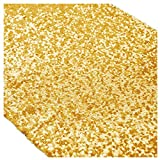 Wholesale Shinny Gold Sequin Table Runner 12inx72in Gold Sequin Table Runner for Sale