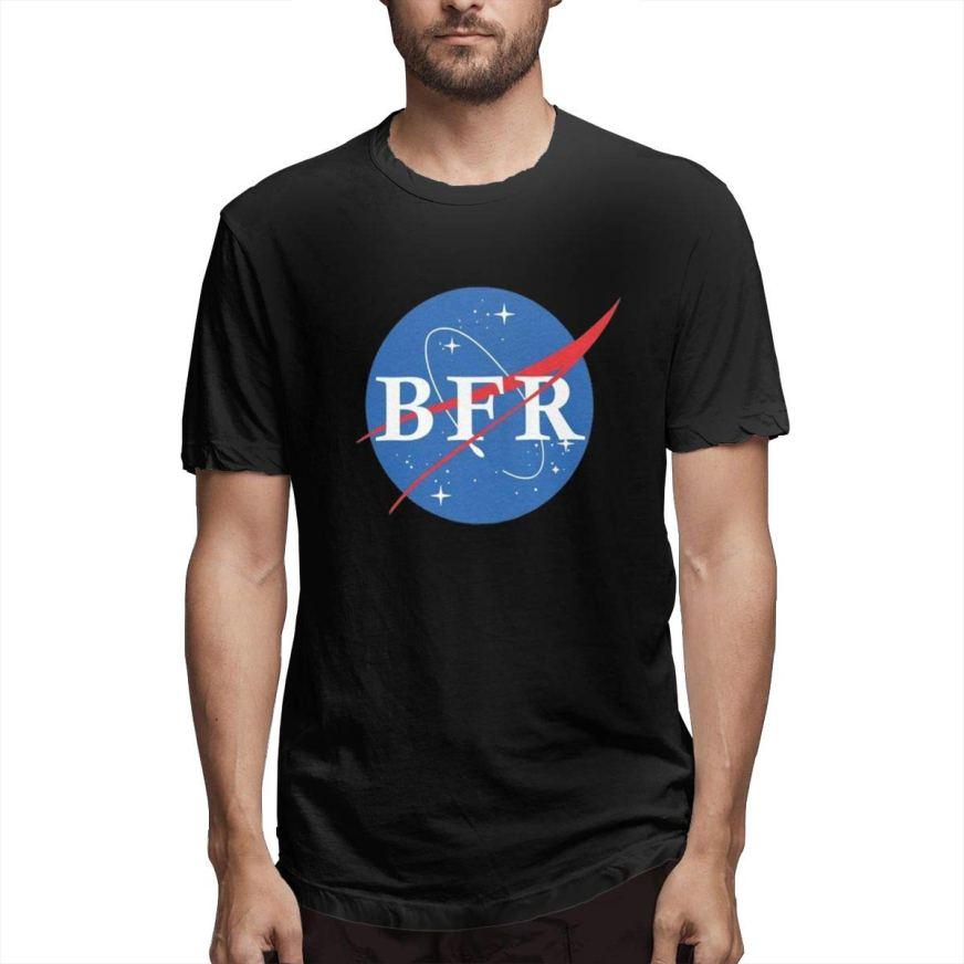 Jadespon Bfr Big Fcking Rocket Spacex Nasa Logo Short ...