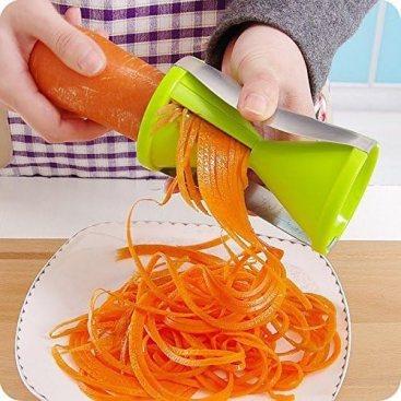 Spiral Vegetable Noodle Cutter Slicer
