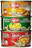 6 Can (4oz. Each) of Thai Green Red Yellow Curry Pastes Set (Original Version)