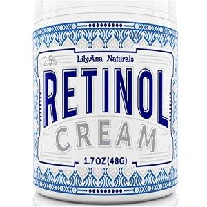 LilyAna Naturals Retinol Cream for Face - Retinol Cream, Anti Aging Cream, Retinol Moisturizer for Face, Wrinkle Cream… 28