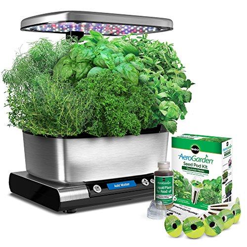 Gourment Herb Garden