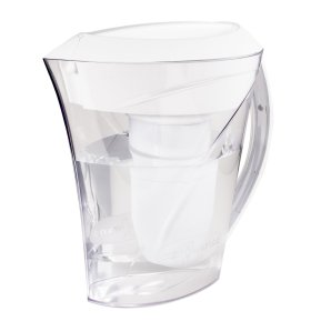 ZeroWater 8 Cup Pitcher with Free TDS Light-Up Indicator (Total Dissolved Solids) - Clear - ZD-013W