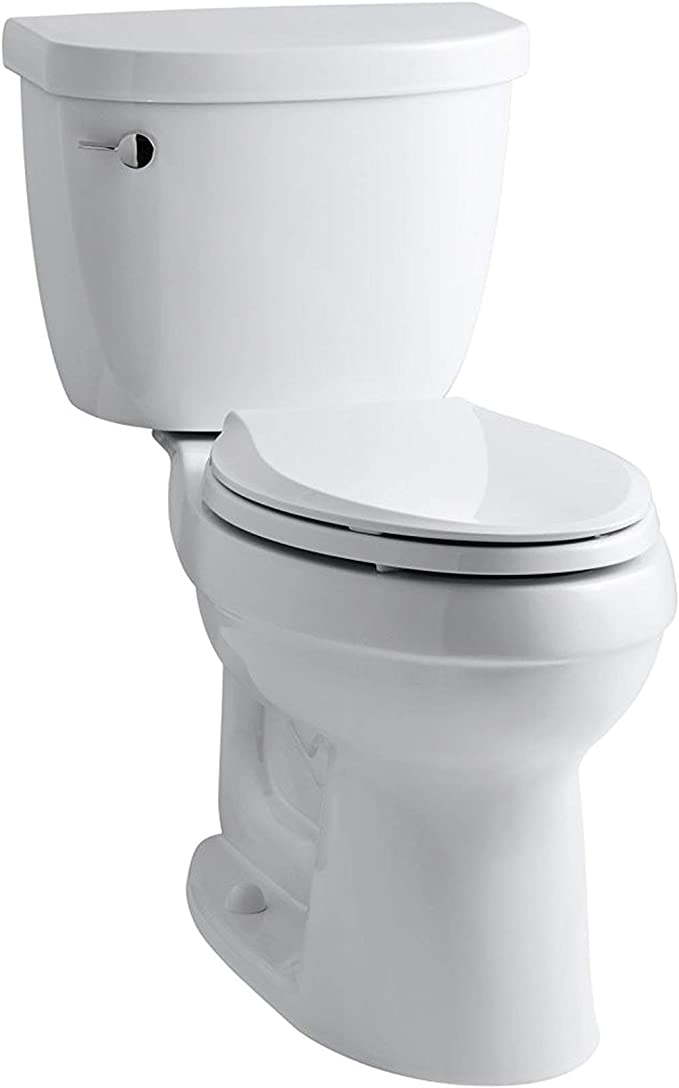 Kohler K-3589-0 Cimarron Comfort Height Toilet