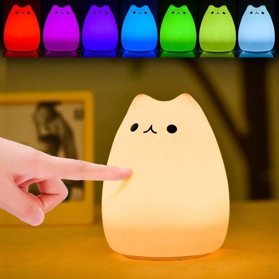 animal night light for kids and babies