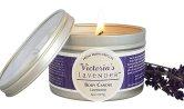Victoria's Lavender Moisturizing Massage Candle 8 oz (Lavender)