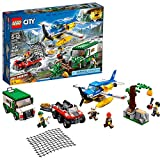 LEGO City Mountain River Heist 60175 Building Kit (387 Piece)