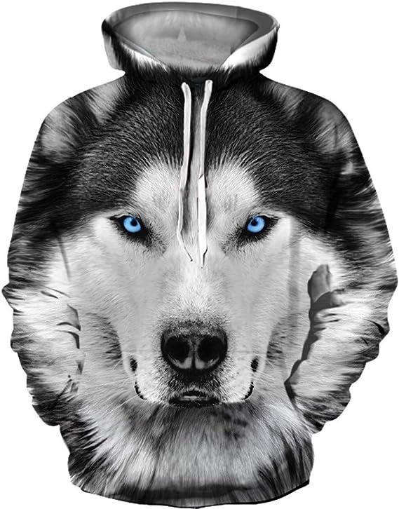 Sudaderas Suéter de Lobo