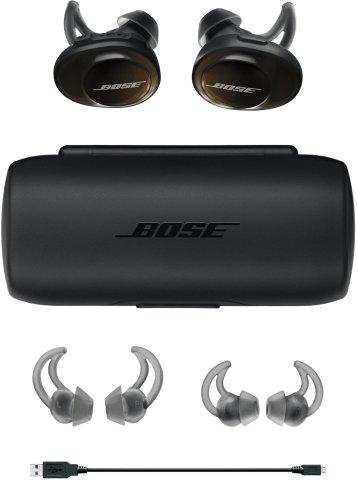 Bose SoundSport Free wireless headphones 付属品