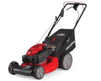 best self-propelled gas lawn mower - Craftsman