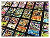 Available! POKEMON TCG 50 Card Lot GUARANTEED MEGA EX + 1 NEW BOOSTER PACK, RARES & HOLOS