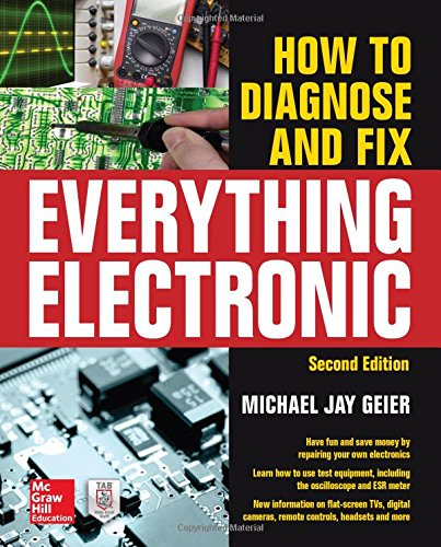 How to Diagnose and Fix Everything Electronic, Second Edition  Image of 61a4MBgr7UL