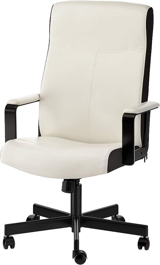 Amazon Com Ikea Millberget Swivel Chair Kimstad White Furniture Decor