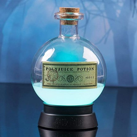 HARRY POTTER - Colour Changing Potion Lamp
