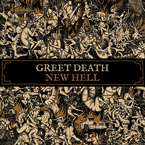 New Hell: Greet Death, Greet Death: Amazon.fr: Musique