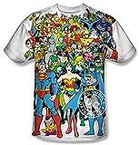Justice League - Original Universe T-Shirt Size XL
