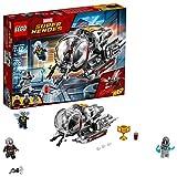 LEGO Super Heroes MARVEL Ant Man and The Wasp, Exploradores del Reino Cuántico (76109)