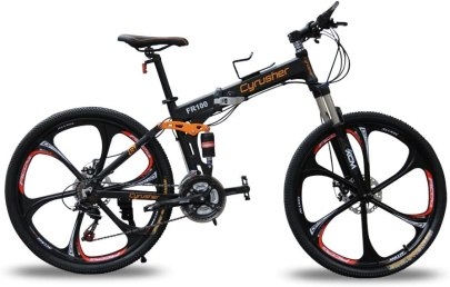 Best full suspension mountain bike under 1000