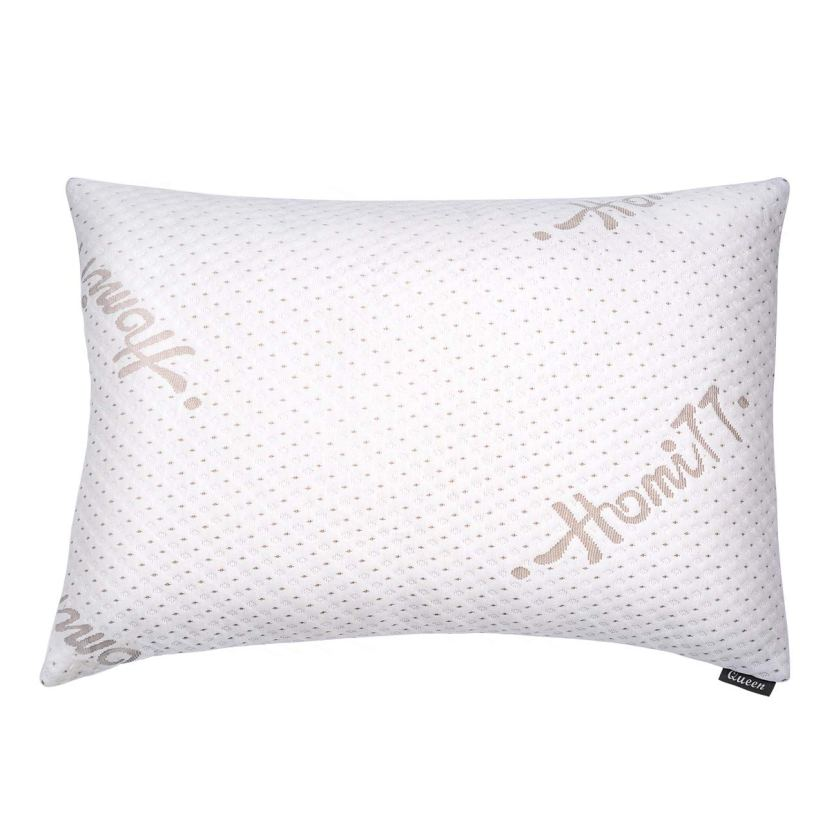 Homitt Shredded Memory Foam Pillow – Budget Pick