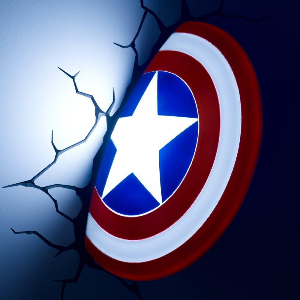 Marvel Avengers Decor Light