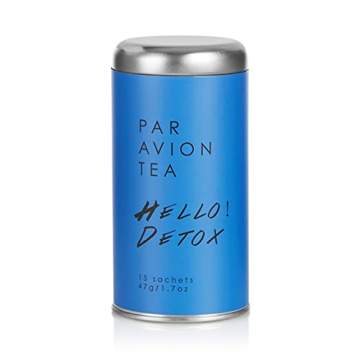 par avion tea hello detox