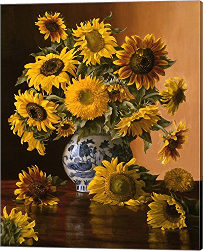 Bright, Bold and Charming Sunflower Wall Decorations ...