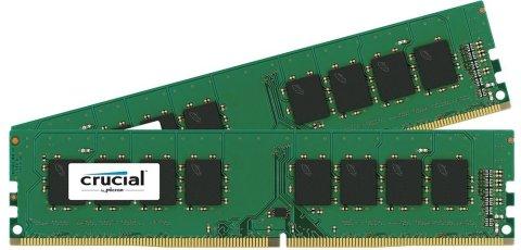 Crucial [Micron製] DDR4 デスク用メモリー 8GB x2 (2133MT/s / PC4-17000