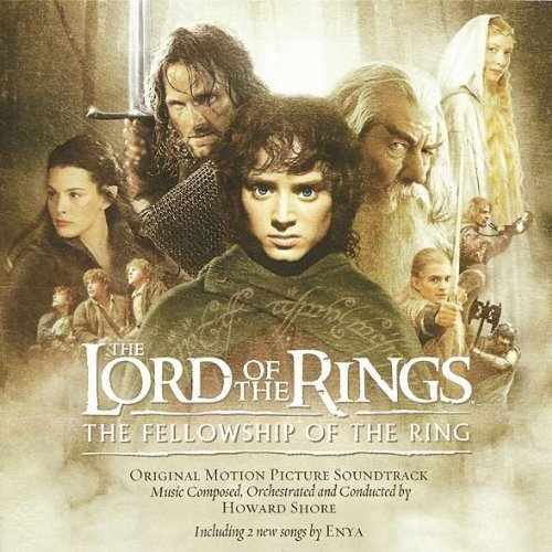 The Lord Of The Rings: The Fellowship Of The Ring: Original Motion Picture Soundtrack : Shore, Howard: Amazon.fr: Musique
