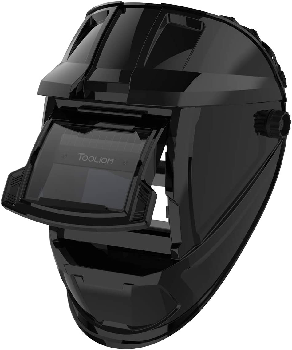 True Color Auto Darkening Welding Helmet