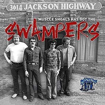 Resultado de imagen de The Swampers - Muscle Shoals Has Got the Swampers