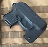 MIE Productions Kydex Pocket Holster (Glock 43, Black)