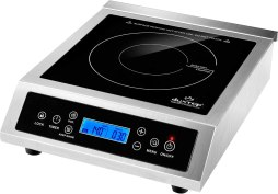 Duxtop Professional Portable Induction Cooktop, Commercial Range Countertop Burner, 1800 Watts Induction Burner with Sensor Touch and LCD Screen