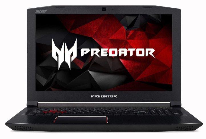 Acer Predator best Gaming Laptops Under 1 Lakh