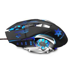Zinq Technologies 6 Button USB Gaming Mouse