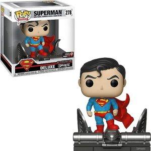 Funko POP! Heroes: Deluxe Jim Lee Collection Superman Vinyl Figure