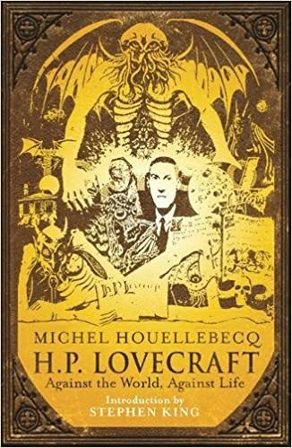 Image result for lovecraft Michel Houellebecq