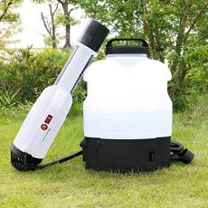 GCSOURCE-Backpack-Electrostatic-Sprayer-16L-with-Rechargeable-Lithium-Ion-Battery