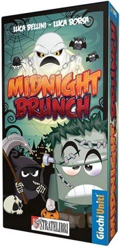 Giochi Uniti - Midnight Brunch Gioco da Tavolo Italiano: Amazon.it: Giochi  e giocattoli