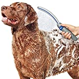 Waterpik PPR-252 Pet Wand Pro Dog Shower Attachment, 13', Blue/Grey System for Fast and Easy Bathing